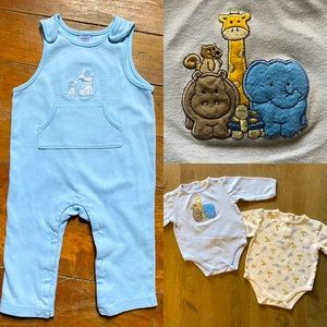 2/$25 🍄 First Moments | Baby Boy Bundle